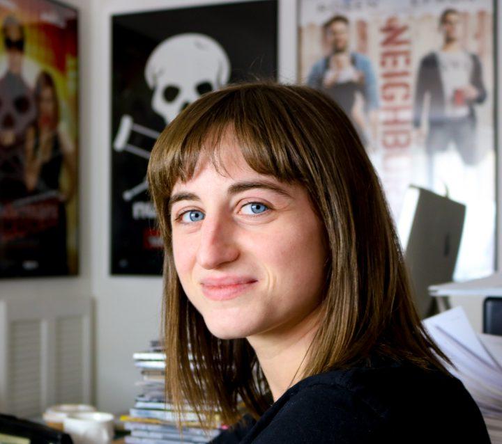 Alison Rosenfeld